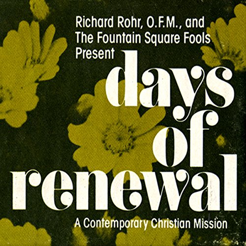 Days of Renewal cover art
