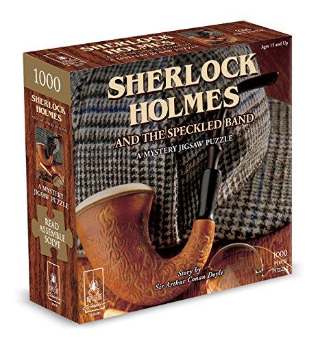 Sherlock Holmes Mystery Puzzle