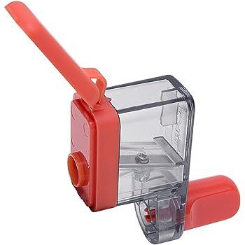 カール事務器 鉛筆削り クルクル 日本製 オレンジ CPS-85-O