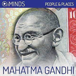 Mahatma Gandhi audiobook cover art