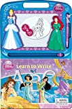 Disney Princess Learn to Write Learning Series