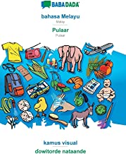 BABADADA, bahasa Melayu - Pulaar, kamus visual - ɗowitorde nataande (Malay Edition)