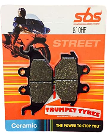 Suzuki DL 1000 V-Strom 02 03 04 05 06 07 08 09 10 11 12 13 SBS Performance Rear Fast Road Sinter Sintered Brake Pads Set Genuine OE Quality 657LS