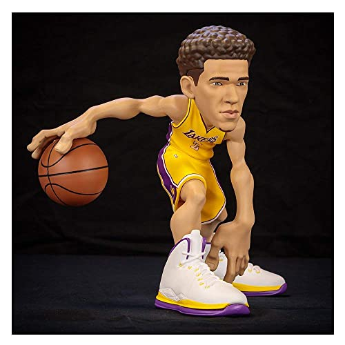 ICONai Small-Stars Lonzo Ball 11-inch Smart Collectible NBA Figure [ONLY ~