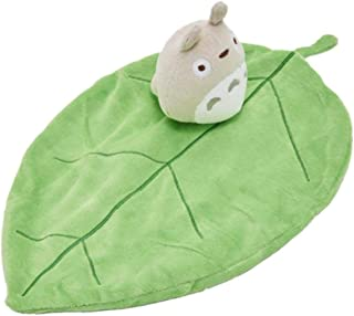 My Neighbor Totoro Baby Totoro On Leaf 11 Inch Collectible Plush