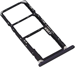 sunways Sim Card Tray Replacement Compatible with Huawei Honor 8X Max-Black
