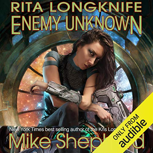 Rita Longknife - Enemy Unknown audiobook cover art