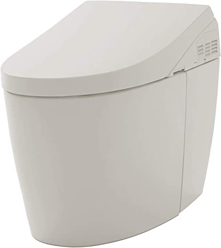 2021 TOTO MS989CUMFG#12 NEOREST AH Dual Flush 1.0 or 0.8 GPF Toilet discount with discount Intergeated Bidet Seat and EWATER Beige-MS989CUMFG, Sedona Beige outlet sale