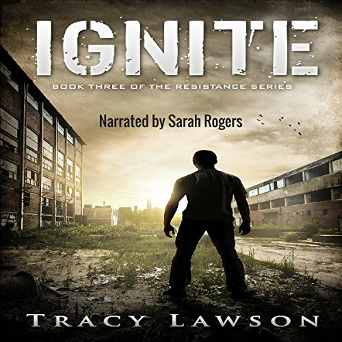Ignite audiobook cover art