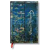 PAPERBLANKS - Diario a righe MONET NINFEE midi cm 13x18 edizione limitata