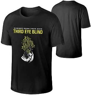 Third Eye Blind Men's Short Sleeves T-Shirt Gift