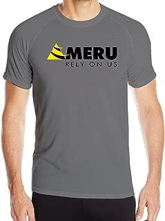 Meru Logo Popular Men's Quick Dry Clothing