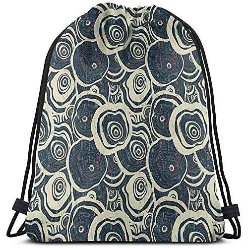 Bolsa de cordón de dibujo, bolsas de cordón, mochila de cuerda, imagen...