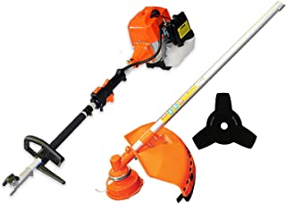62cc Brush Cutter Whipper Snipper attachment and Multi Tool power head combo