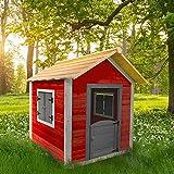 Home Deluxe - Spielhaus aus Holz für Kinder - umweltfreundliches Kinderspielhaus - Das kleine...