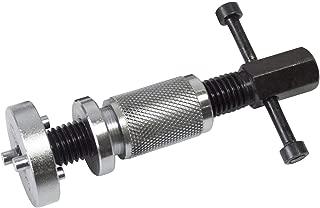 MXECO Universal Car Wheel Cylinder Disc Brake Caliper Piston Rewind Hand Tool 3/8 Dual Pin Repair Tool With Backing Plate