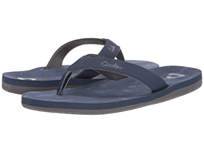 TravisMathew Little World Flip-Flop (Mood Indigo) Men