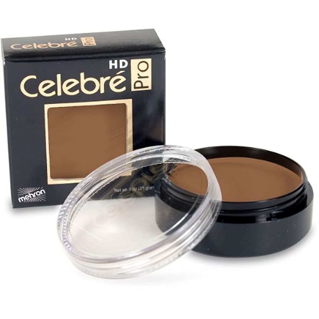 万歳クリスマス付属品mehron Celebre Pro HD Make Up Dark 4 (並行輸入品)