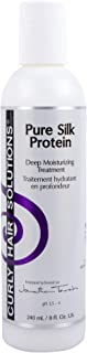 Best curly hair solutions pure silk protein Reviews