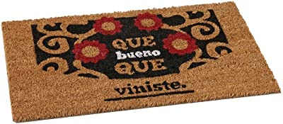 Catral Viniste Doormat 40 cm x 70 cm, Assorted Colours