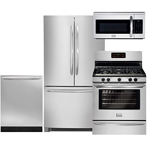 Stainless Steel Refrigerator Dishwasher and Stove: Amazon.com