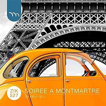 Soiree a Montmartre: Paris Café Afternoon