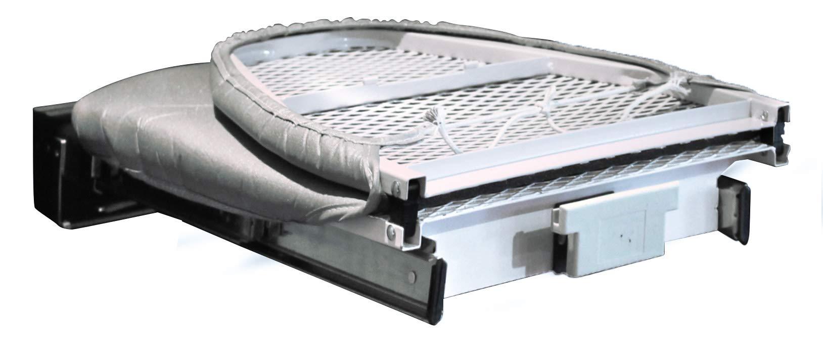 Qline AX AY ABHI 52576 Retractable Ironing Board
