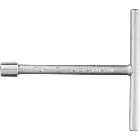 ASH T型ボックスレンチ7mm TB0007