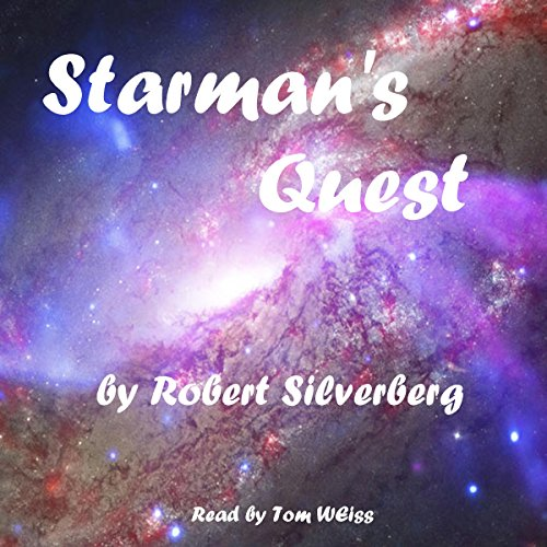 Starman's Quest audiobook cover art
