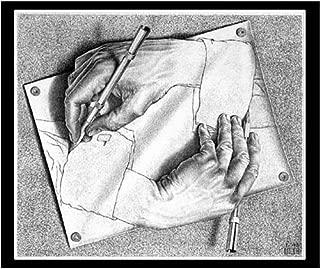Drawing Hands M.C. Escher Dutch Artist Mousepad