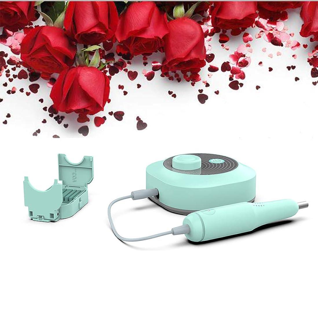 家庭用のアクリル、ジェルネイルマニキュアペディキュア研磨ツールの設計のためのコンパクトなポータブル電動ネイルドリル