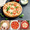 Adjustable Pie Crust Shield Silicone Pie Protectors Adjustable Bake Crust Protector Pie Crust Protector Cover Kitchen Tool for Baking Pie Pizza, Fit 8-11.4 Inch Pies #4