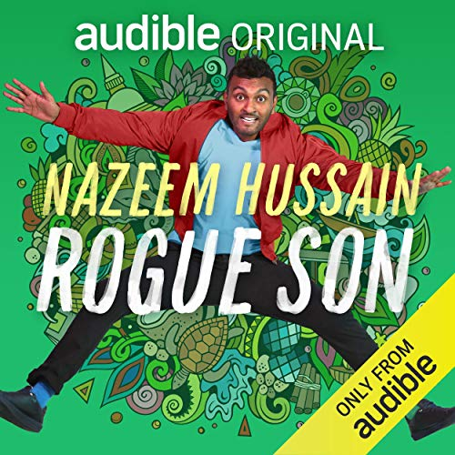 Nazeem Hussain: Rogue Son cover art