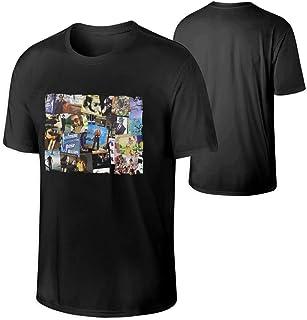 3979a1fb2 Man Elton John Music Band Short Sleeves Tee Shirt Gift Black