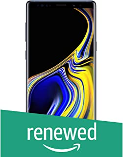 (Renewed) Samsung Galaxy Note 9 (Ocean Blue, 128GB Memory) with Offer