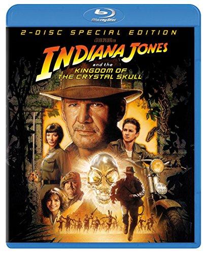 インディ・ジョーンズ/クリスタル・スカルの王国 [Blu-ray]
