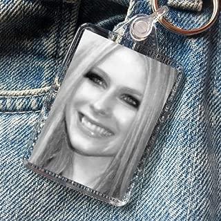 Seasons Avril Lavigne - Original Art Keyring #js006