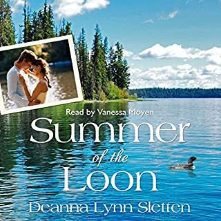 Summer of the Loon audiobook cover art