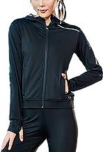 Vrouwen Zweet Pak Workout Vet Vermindering Trainingspak Hooded Elasticiteit Slanke Rits Sauna Pak Running