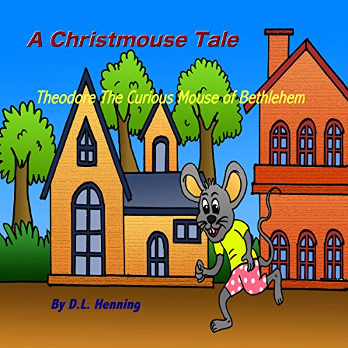 A Christmouse Tale audiobook cover art