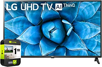 $599 » LG 55UN7300PUF 55 inch UHD 4K HDR AI Smart TV 2020 Model Bundle with 1 Year Extended Protection Plan