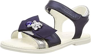 Geox J Sandal Karly Girl H, Bout Ouvert Fille