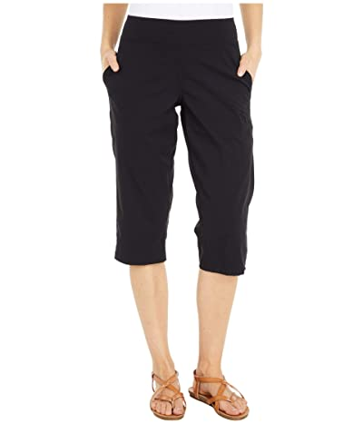 Mountain Hardwear Dynama/2 Capris (Black) Women