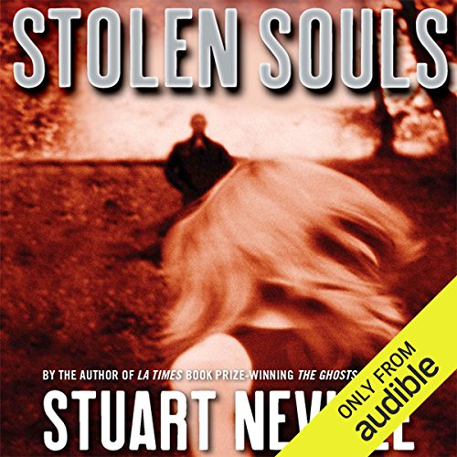 Stolen Souls audiobook cover art