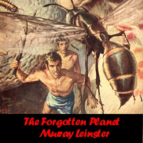 The Forgotten Planet audiobook cover art