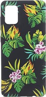 جراب خلفي سليم تصميم زهور لسامسونج جالاكسي A31 من بوتر - متعدد الالوان