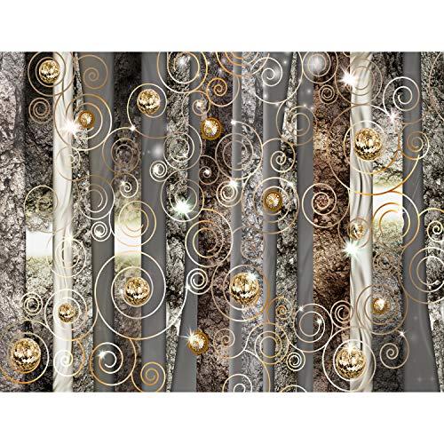 Fototapeten 3D - Abstrakt 352 x 250 cm - Vlies Wand Tapete Wohnzimmer Schlafzimmer Büro Flur Dekoration Wandbilder XXL Moderne Wanddeko - 100% MADE IN GERMANY - 9372011a