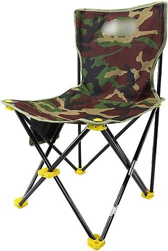 TTW Chaise de pêche Tabouret de pêche Tabouret de pêche léger Multifonctionnel de Voyage Chaise de pêche extérieure portable Pliable (Couleur   Multi, Taille   Couleuruge)