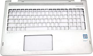 Laptop Top Cover Palmrest Without Touchpad and Keyboard 857283-001 for HP Envy X360 15-AQ 15T-AQ M6-AQ Series