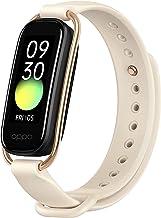 OPPO Band Style Tracker Smartwatch met AMOLED-display in kleur 1,1 inch 5 ATM, magnetisch, waterdicht, 50 m, stappenteller...